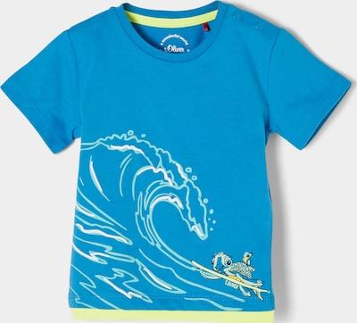 s.Oliver Shirt in de kleur Aqua, Productweergave