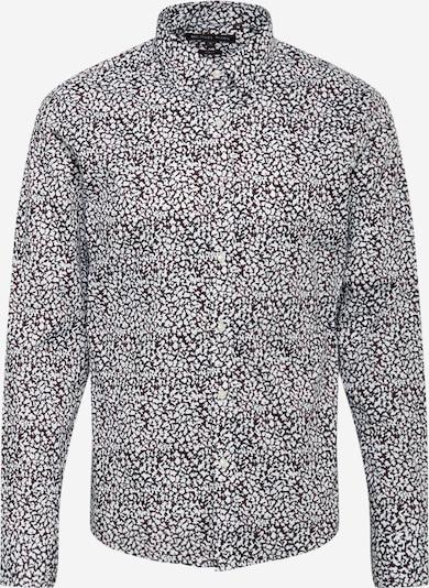 Michael Kors Hemd in burgunder / schwarz / weiß, Produktansicht