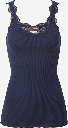 rosemunde Top en azul oscuro, Vista del producto