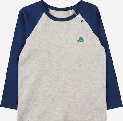 ESPRIT T-Shirt en bleu marine / gris chiné, Vue avec produit
