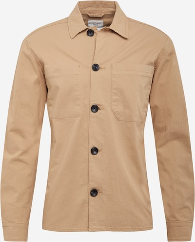 minimum Hemd in hellbeige, Produktansicht