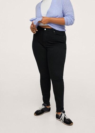 MANGO Jeans 'soho' in schwarz, Modelansicht