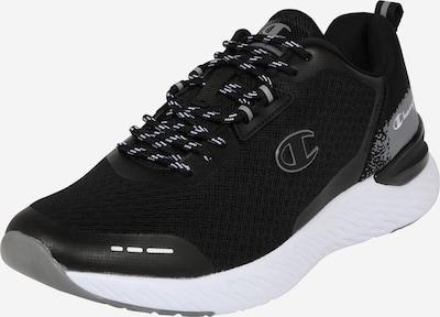 Champion Authentic Athletic Apparel Chaussure de sport en gris / noir, Vue avec produit