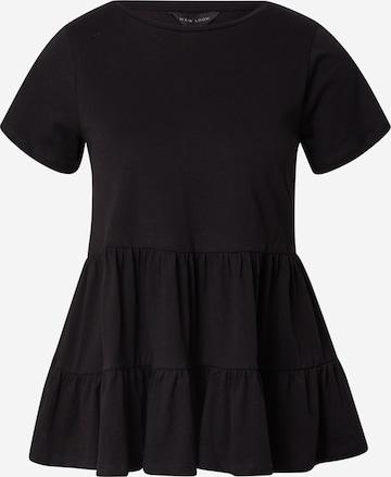 NEW LOOK Shirt in Schwarz
