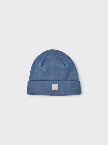 NAME IT Beanie in Blau