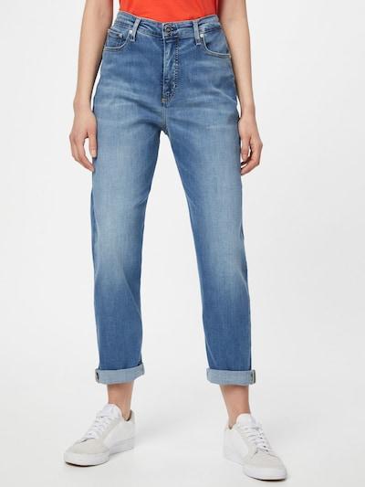 Calvin Klein Jeans in Blue denim, View model