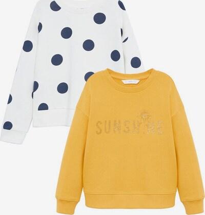 MANGO KIDS Sweatshirt in senf, Produktansicht