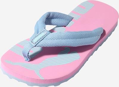 Atviri batai 'Epic' iš PUMA, spalva – mėlyna dūmų spalva / šviesiai rožinė, Prekių apžvalga