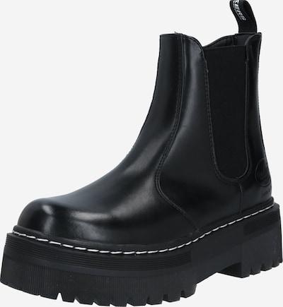 Chelsea batai iš Dockers by Gerli , spalva - juoda, Prekių apžvalga