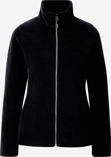 CMP Functional fleece jacket in black, Item view
