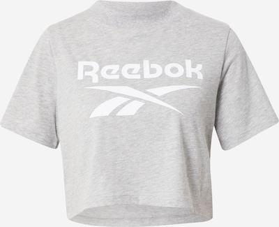 Reebok Classics Shirt in mottled grey / White, Item view