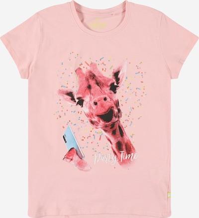 LEMON BERET T-Shirt en mélange de couleurs, Vue avec produit