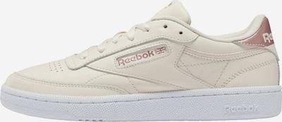 Reebok Classics Sneaker 'Club C 85' in rosa / weiß, Produktansicht