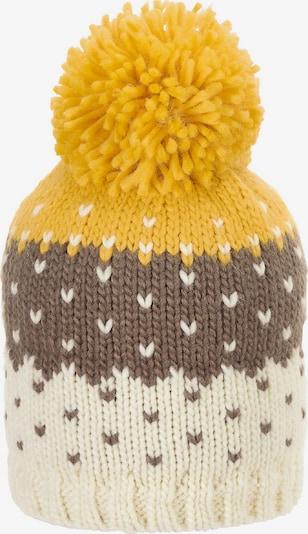 Berretto STERNTALER di colore beige / marrone / giallo, Visualizzazione prodotti
