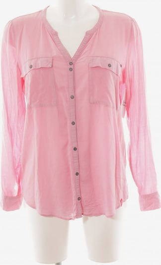 EDC BY ESPRIT Hemd-Bluse in S in rosa: Frontalansicht