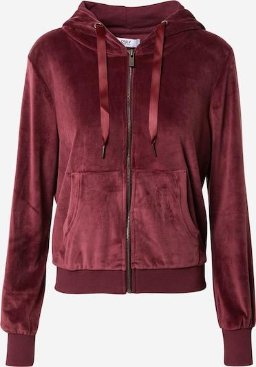 ONLY Bluza rozpinana 'TAMMY' w kolorze krwistoczerwonym, Podgląd produktu
