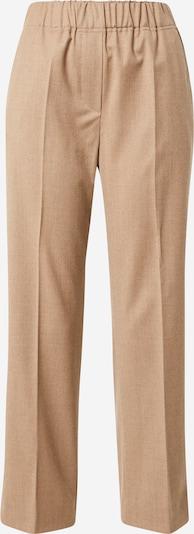 Pantaloni cu dungă 'EGIZIO' Weekend Max Mara pe bej, Vizualizare produs