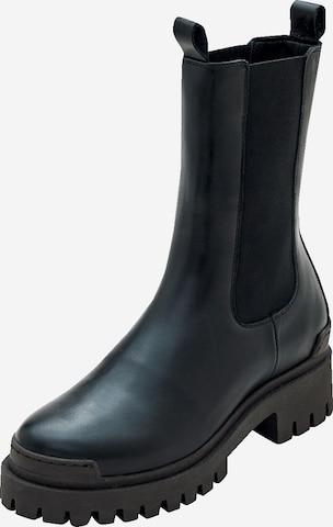 EDITED Chelsea Boots 'Estavan' in Black