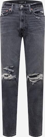 Abercrombie & Fitch Jeans in grey denim, Produktansicht