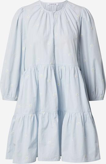 EDITED Kjole 'Joanna' i blå / blandingsfarvet, Produktvisning