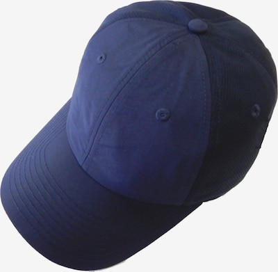 Chaplino Baseball-Cap in dunkelblau, Produktansicht
