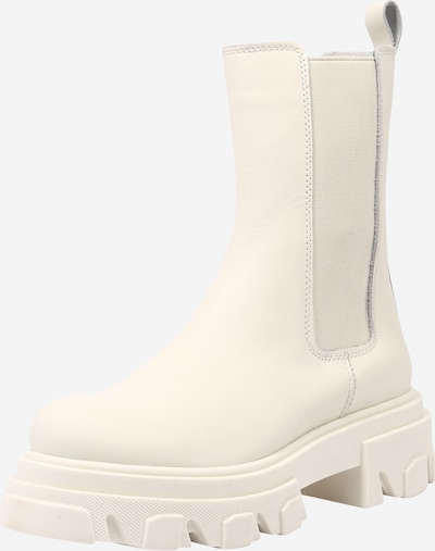 STEVE MADDEN Chelsea Boots 'DOLMAN' in creme, Produktansicht
