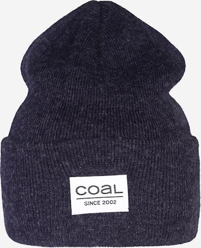 Coal Čepice '850085-1000' - modrý melír, Produkt