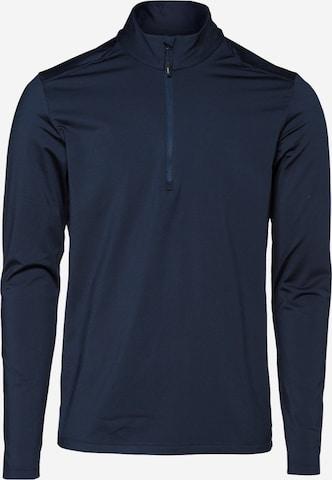 CMP Αθλητική μπλούζα φούτερ σε μπλε