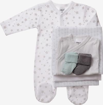 LILIPUT Baby-Bekleidung in grau / weiß, Produktansicht