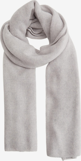 MANGO Schal 'Perla' in hellgrau, Produktansicht