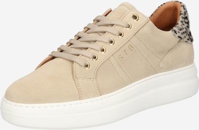 Sneaker low 'VINCA' Shoe The Bear pe nisipiu / maro / negru, Vizualizare produs