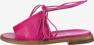 JOLANA & FENENA Sandale in Pink