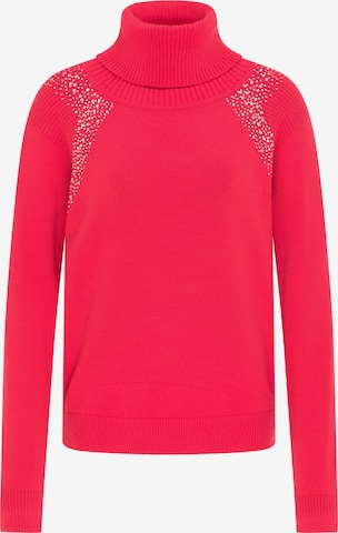 usha BLUE LABEL Sweater in Red