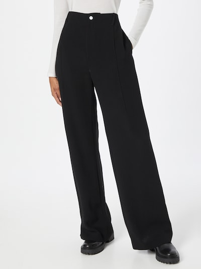 HOPE Hose 'Lean' in schwarz, Modelansicht