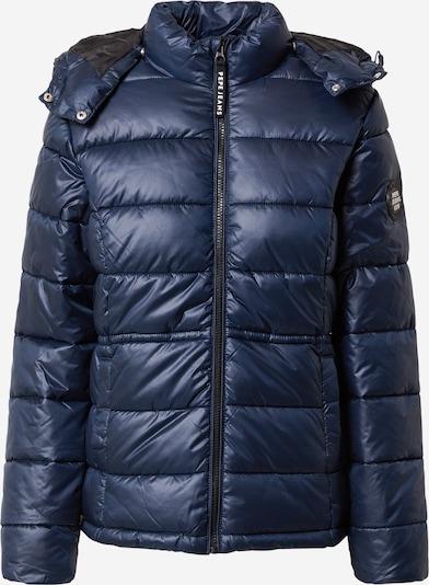 Pepe Jeans Jacke 'CAMILLE' en bleu marine, Vue avec produit