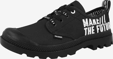 Chaussure à lacets 'Pampa OX Future' Palladium en noir
