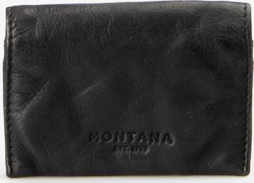 Porte-monnaies 'Harlem' Montana en noir