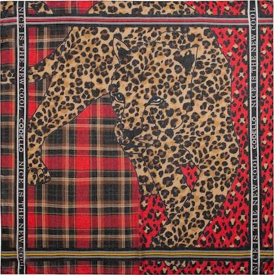 CODELLO Wrap in Beige / Brown / Red / Black, Item view