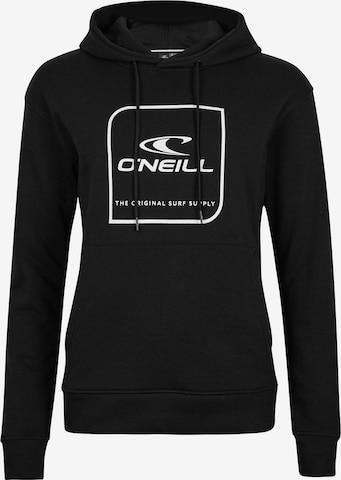 melns O'NEILL Sportisks džemperis 'Cube'