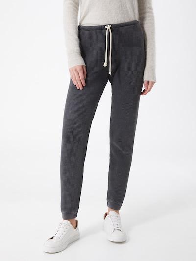 AMERICAN VINTAGE Nohavice - sivá / čierna, Model/-ka