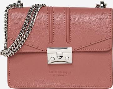 Seidenfelt Manufaktur Taschen 'Roros' in Pink