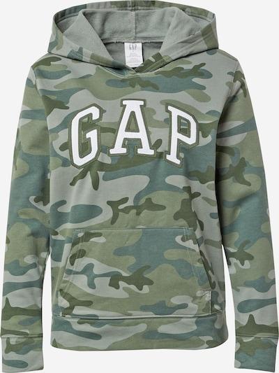 GAP Bluzka sportowa w kolorze zielony / oliwkowy / benzynam, Podgląd produktu