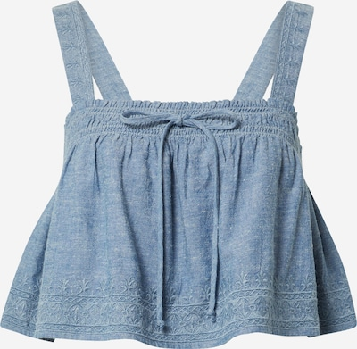 American Eagle Top in Smoke blue, Item view