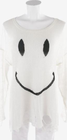 Wildfox Pullover / Strickjacke in XS in weiß, Produktansicht