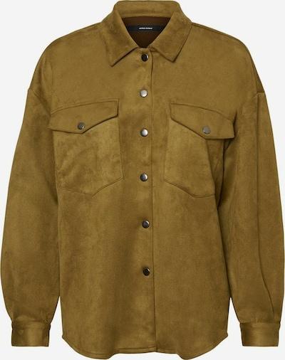 VERO MODA Bluzka w kolorze khakim, Podgląd produktu