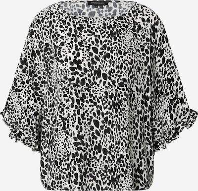 Superdry Bluse 'LOLA' in schwarz / weiß, Produktansicht