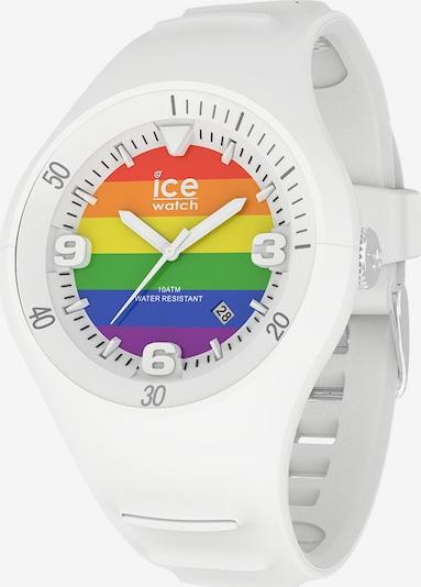 ICE WATCH Uhr in mischfarben / weiß, Produktansicht