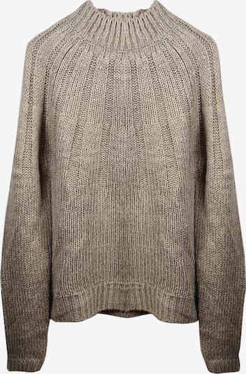 Heimatliebe Pullover in creme, Produktansicht