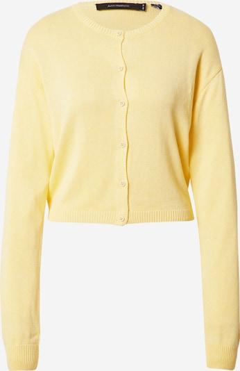Geacă tricotată NU-IN pe galben, Vizualizare produs