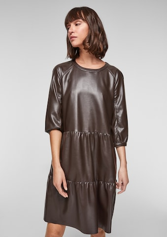 s.Oliver Dress in Brown